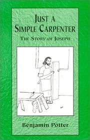 Cover of: Just a Simple Carpenter