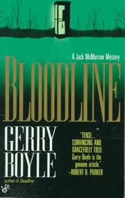 Cover of: Bloodline (A Jack Mcmorrow Mystery)