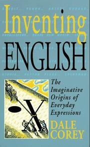 Cover of: Inventing English