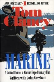Cover of: Marine | Tom Clancy