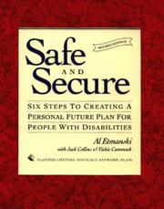 Cover of: Safe and Secure | Al Etmanski