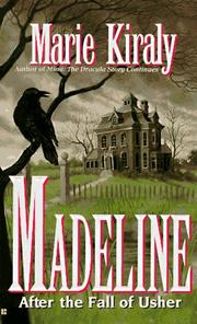 Cover of: Madeline | Marie Kiraly
