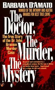 Cover of: The Doctor, the Murder, the Mystery