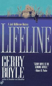 Cover of: Lifeline (Jack McMorrow Mystery)