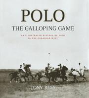 Cover of: Polo: The Galloping Game