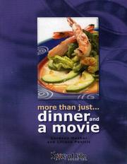 Cover of: More Than Just Dinner and a Movie | Gordana Mosher