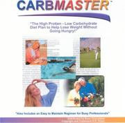 Cover of: CarbMaster: Based on Atkin's Diet