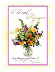 Cover of: Floral Design Made Easy