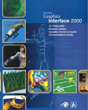 Cover of: Graphics Interface Proceedings 1988-2000 | Michael McCool