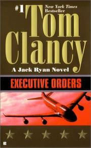 Cover of: Executive Orders