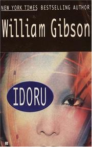 Cover of: Idoru | William Gibson (unspecified)