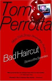 Cover of: Bad Haircut | Tom Perrotta