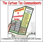 Cover of: The Cartoon Ten Commandments