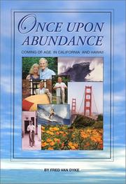 Cover of: Once Upon Abundance