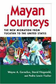 Cover of: Mayan journeys
