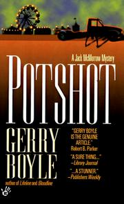 Cover of: Potshot (Jack McMorrow Mystery)