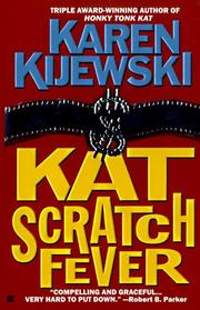 Cover of: Kat Scratch Fever (Kat Colorado Mysteries)