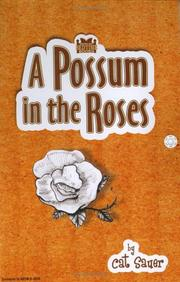 Cover of: A Possum in the Roses (Brown Bag Bedtime Books) | Cat Sauer
