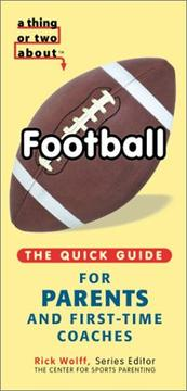 Cover of: A Thing or Two About Football