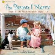 Cover of: The Person I Marry | Gary Bower