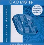 Cover of: CADInSite  by Peter H. Smith, Walter Silva, Walter Silva Peter H. Smith