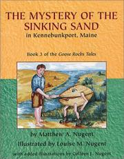 The Mystery of the Sinking Sand by Matthew Nugent
