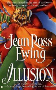 Cover of: Illusion | Jean Ross Ewing