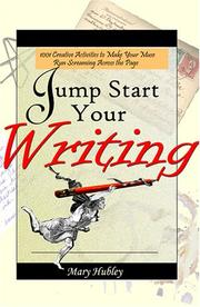 Cover of: Jump Start Your Writing