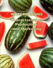 Cover of: Watermelons