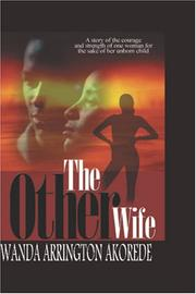 Cover of: The Other Wife | Wanda Arrington Akorede