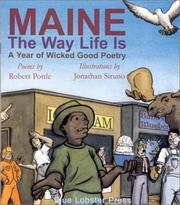 Cover of: Maine: The Way Life Is