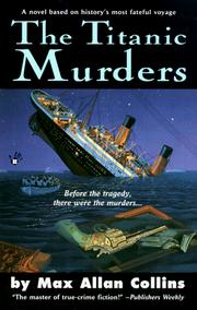 Cover of: The Titanic Murders