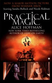 Cover of: Practical Magic | Alice Hoffman