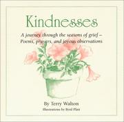 Cover of: Kindnesses