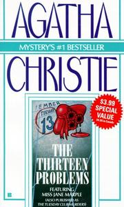 Cover of: The Thirteen Problems (Miss Marple)