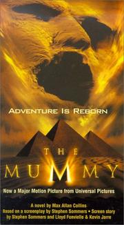 Cover of: The mummy