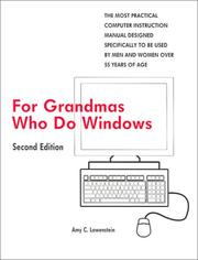 For Grandmas Who Do Windows