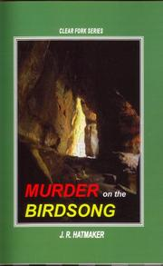 Cover of: Murder on the Birdsong | J. R. Hatmaker