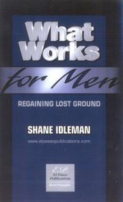 Cover of: What Works for Men