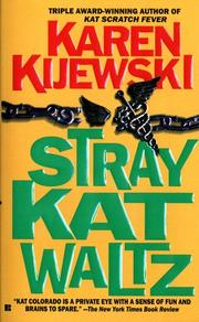 Cover of: Stray Kat Waltz (Kat Colorado Mysteries)