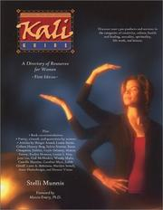 Cover of: The Kali Guide | Stelli Munnis