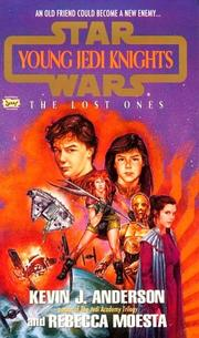 Cover of: The Lost Ones (Star Wars: Young Jedi Knights, Book 3) | Kevin J. Anderson
