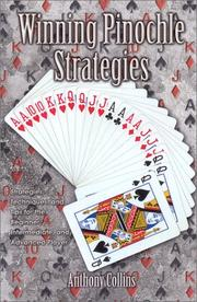 Cover of: Winning Pinochle Strategies