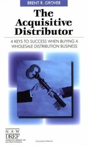 Cover of: The Acquisitive Distributor |