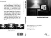 Cover of: Untitled (After Cinema) | Aaron Levy