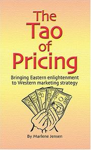 Cover of: The Tao of Pricing