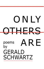 Cover of: Only Others Are