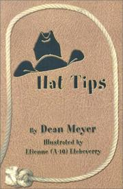 Cover of: Hat Tips | Dean Meyer