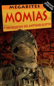 Cover of: Momias (Dk Secret Worlds.)