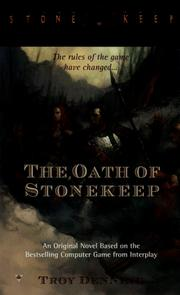 Cover of: The Oath of Stonekeep